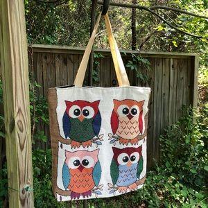 Owl 🦉 tote